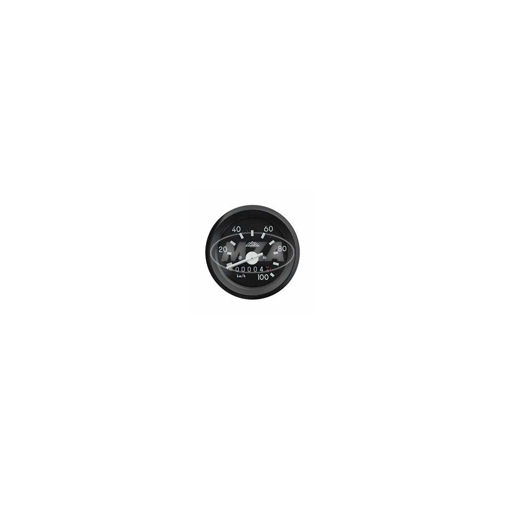tachometer mit beleuchtung ohne kontrollleuchte 60 mm o. Black Bedroom Furniture Sets. Home Design Ideas